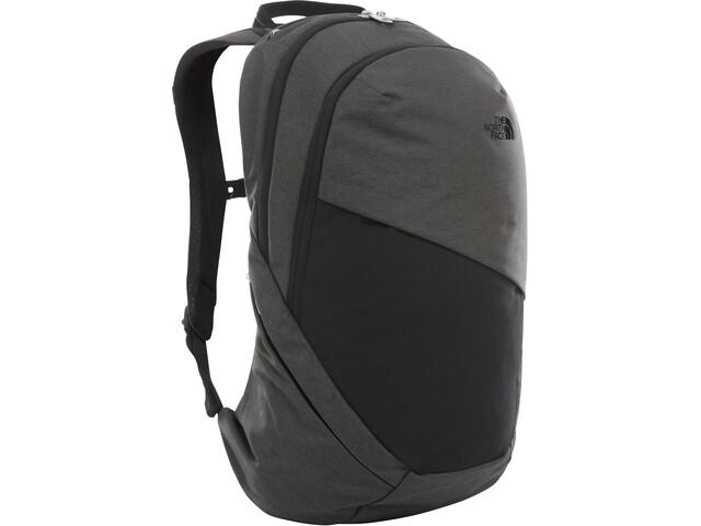 db74c1f29 The North Face Isabella Backpack Women asphalt grey light heather/tnf black
